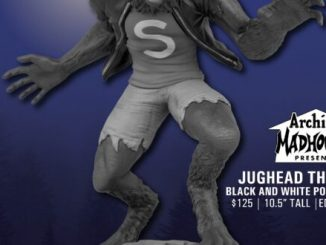 SDCC 20: Archie horror comes home with Jughead the Hunger statue
