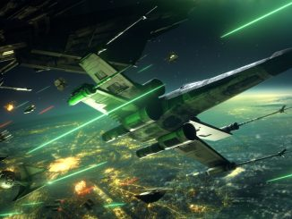 Star Wars: Squadrons' lower price is due to its more focused nature