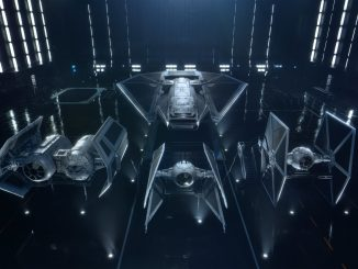 EA shares deep dive into Star Wars: Squadrons starfighters and systems