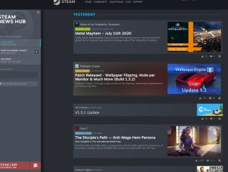 Steam Labs experimental News Hub sees big changes ahead of launch