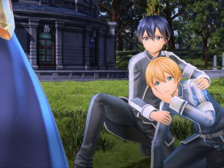 Sword Art Online: Alicization Lycoris will have FPS and multiplayer bugs fixed soon