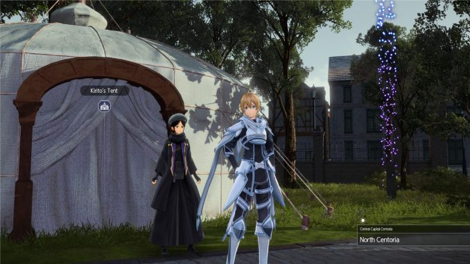 Sword Art Online: Alicization Lycoris – How to customize Kirito and your characters