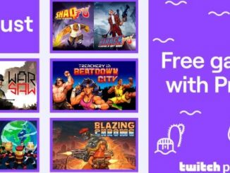 Twitch Prime loads up its usual monthly slate of giveaways