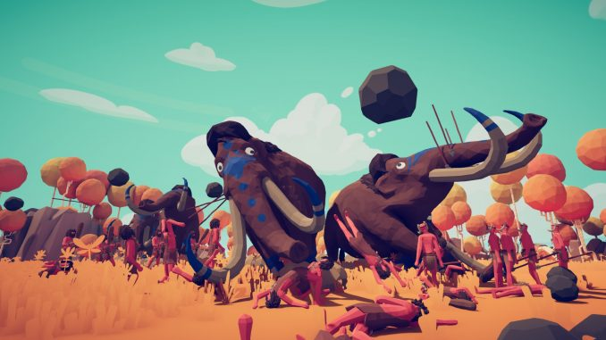 Totally Accurate Battle Simulator roadmap reveals end of year launch