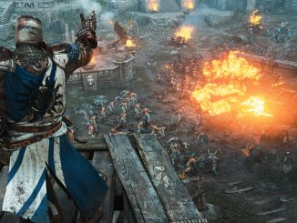 Ubisoft's For Honor goes free to play this weekend