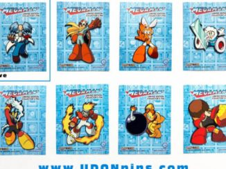 SDCC 20: Street Fighter, Mega Man and more get exclusive pins from Udon