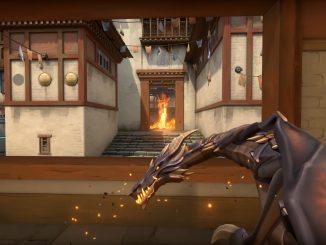 Valorant fires up the Ultra Edition Elderflame weapon skins