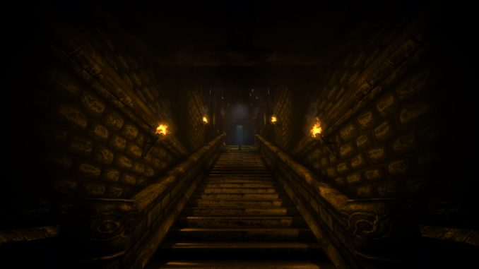 Amnesia: The Dark Descent – Remastered mod looks terrifyingly good