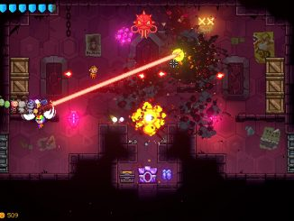 Neon Abyss review – Dance your life away