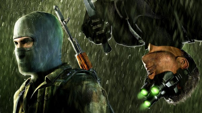 Splinter Cell is getting animated and coming to Netflix