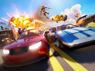 FortniteJoy Ride update is live with cars and radio stations