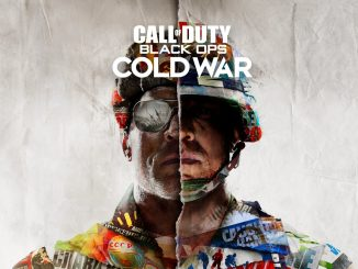 Call of Duty: Black Ops Cold War key art adds a splash of color to warfare
