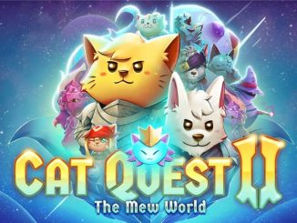 Cat Quest II gets the massive Mew World Update
