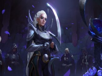 New Legends of Runeterra champion Diana joins the next expansion