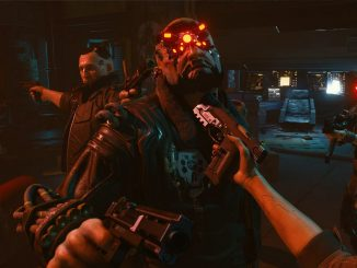 Cyberpunk 2077 tools of destruction trailer shows off weaponry