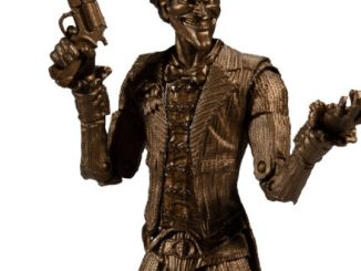 """McFarlane Toys brings back chase figures with """"bronze"""" Joker"""