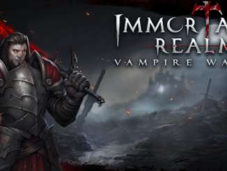 Trailer: Immortal Realms: Vampire Wars bites into a gameplay trailer