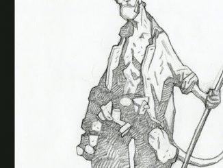 Dark Horse to publish Mike Mignola's Quarantine Sketchbook