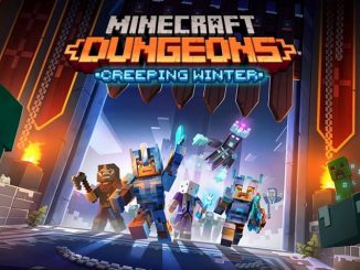 Minecraft Dungeons will get a new wintry DLC and more