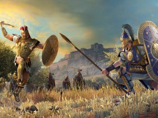 Prepare for war as A Total War Saga: Troy details Greek and Trojan heroes