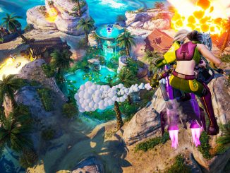 Rocket Arena blasts into Season 1 with free weekend
