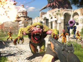 Trailer: Serious Sam 4 shows off Popemobile (really)