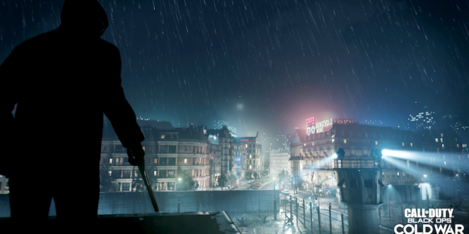 Call of Duty: Black Ops Cold War revealed in all its next-gen glory