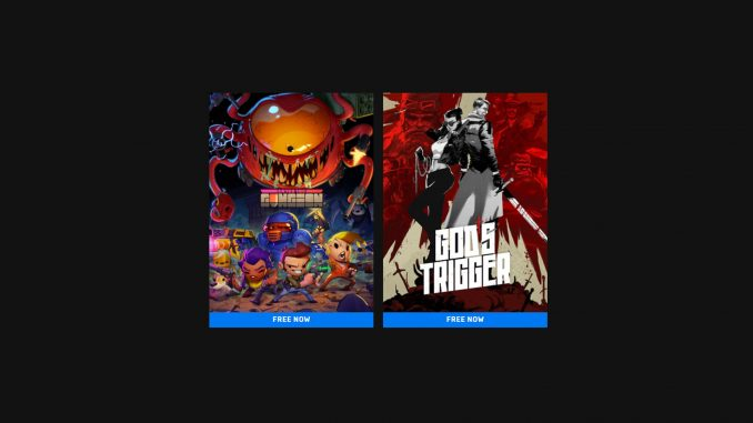 This Week S Epic Games Store Free Games Are Enter The Gungeon God S Trigger Games News