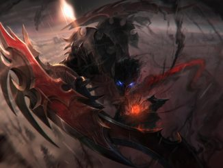New Legends of Runeterra champion Nocturne revealed today