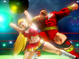 Street Fighter V will be available for free for the next two weeks