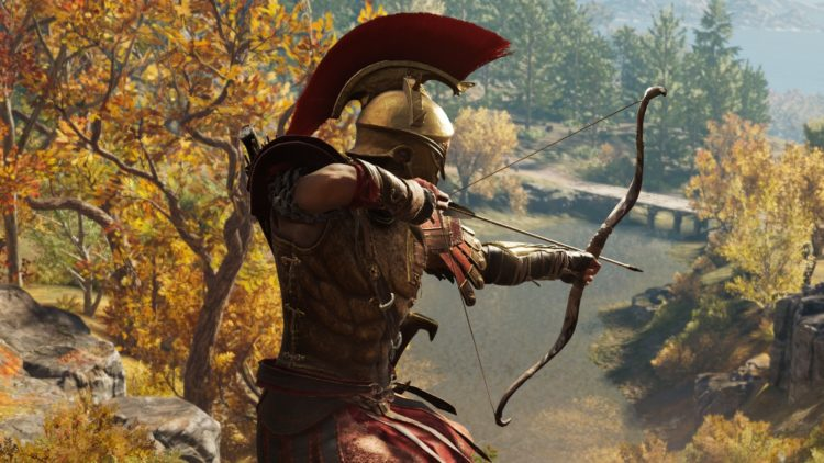 Assassins Creed Odyssey Mods Removed Arrow Tracers