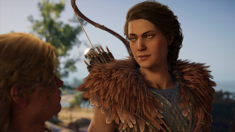 Assassins Creed Odyssey Mods Sphinx Outfit Without Warpaint
