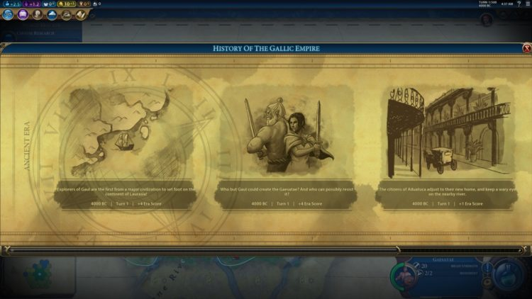Civilization Vi New Frontier Pass Civilization 6 Ambiorix Gauls Gaul Deity Guide 2a