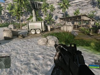 Crysis Remastered technical review – Droppin' frames