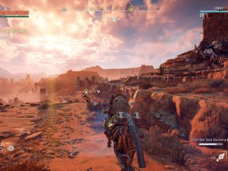 The latest Horizon Zero Dawn patch addresses more known issues