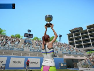 Tennis World Tour 2 review — Double fault