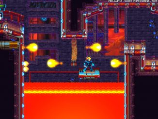 Interview: Jumpin' and shootin' with Chris King about the Mega Man-inspired 30XX
