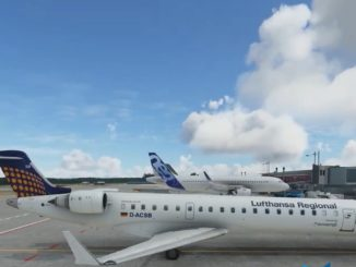 Aerosoft announces new airliner payware for Microsoft Flight Simulator