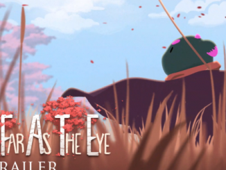 Trailer: Explore, harvest, build and survive in As Far as the Eye