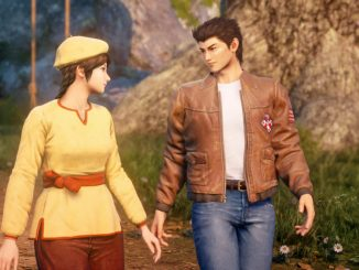 Shenmue is next to get the anime adaptation treatment
