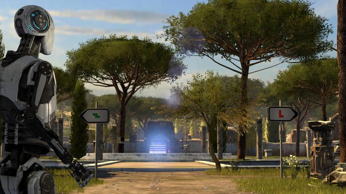 Croteam reiterates that The Talos Principle 2 is still coming