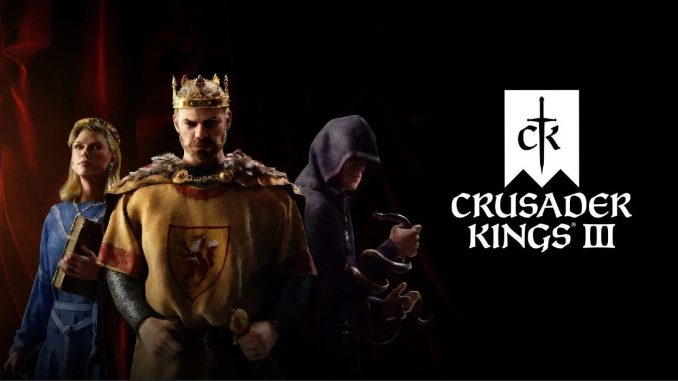 Crusader Kings 3 getting 1000+ changes in tomorrow's massive 1.1 patch