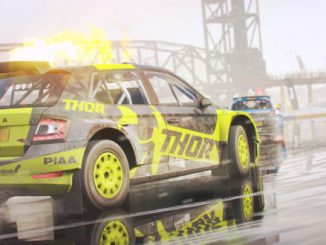 Dirt 5 moves up launch, coming in November