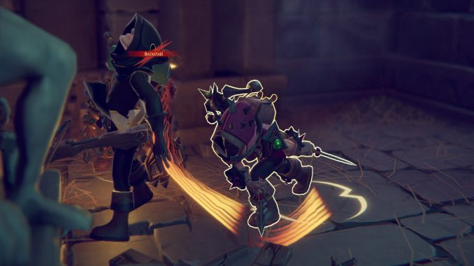 The Dungeon of Naheulbeuk: Thief skills guide