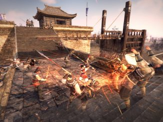 Dynasty Warriors 9: Empires invades PC in early 2021