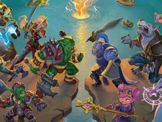 Get your fantasy board game fix with a Small World of Warcraft