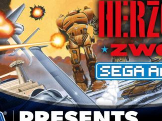 Classic console-RTS Herzog Zwei stealth launches on Switch