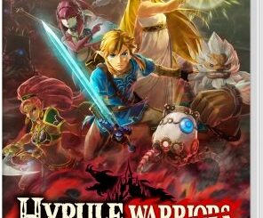 Hyrule Warriors: Age of Calamity coming to Switch