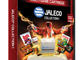 New Jaleco and Piko collections coming to Evercade