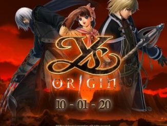 Trailer: Ys Origin remake comes to Switch